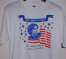 Victoria Woodhull Tshirt